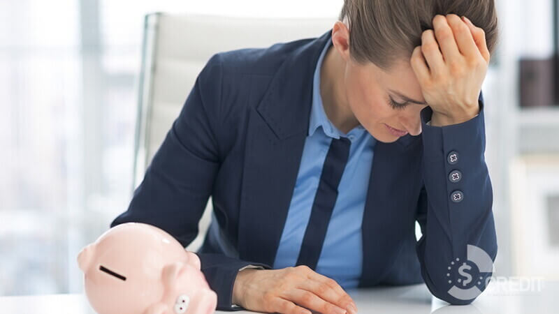 Причины отказа в выдаче кредита