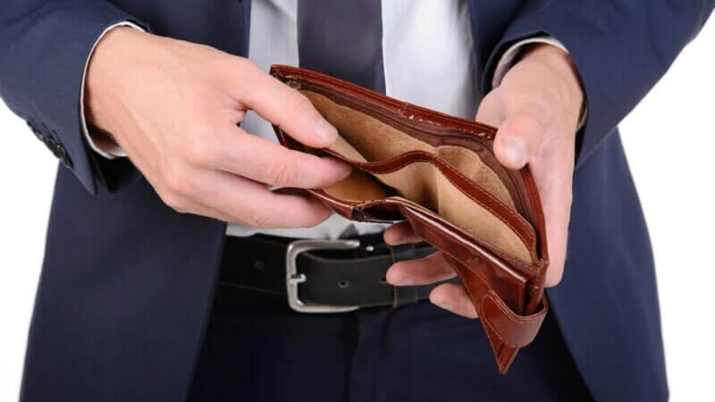 Что делать, если нет денег
