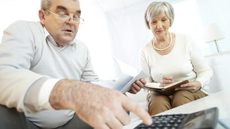 Кредитный калькулятор для пенсионеров