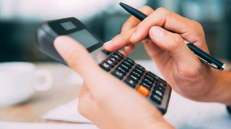 Как посчитать оплату и переплату