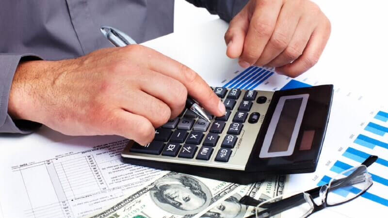 Расчет расходов на кредит