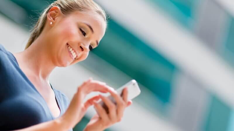 Есть ли возможность оформления через мобильное приложение