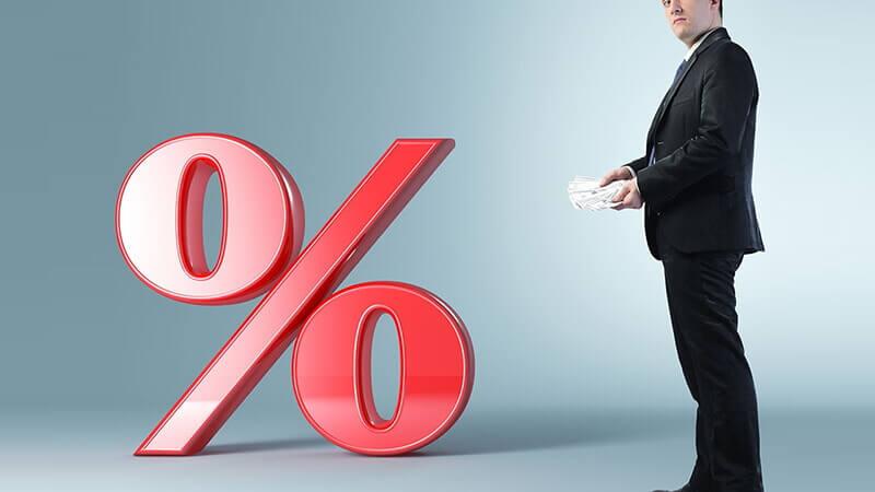 Проценты по потребительскому кредитованию в Сбербанке