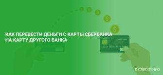 Расчет кредита в сбербанке для физических